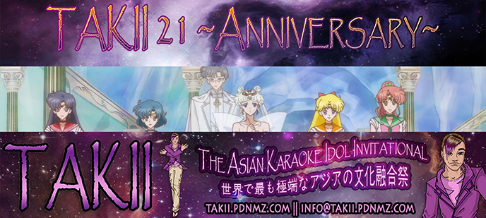 TAKII 21 ~Anniversary~ Is Here & It's FREE!!