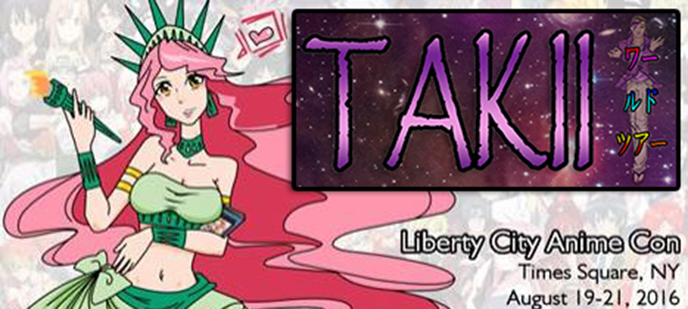 TAKII's Takin' Over Times Square This Summer!
